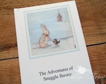 Snuggle Bunny Hard - cover book by Niki Jackson