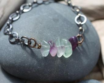 five deep breaths intuition bracelet