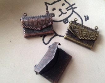 PURSE / HANDBAG Locket 20x13mm - Code 104.550B