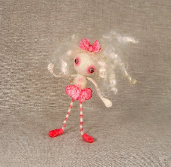 Galina the Crazy Haired Ballerina Dolly