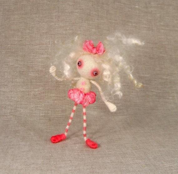 Galina the Crazy Haired Ballerina Dolly