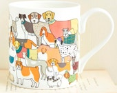 Pack of Proud Pooches Mug