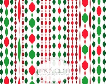 Holiday Photography Backdrop 5ft X 5ft Vinyl