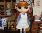 Middie Blythe size casual overall outfit set