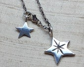 The Radiant Star Necklace- Star Closure