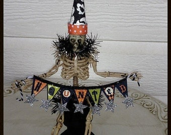 Halloween Decoration Cute Halloween Assemblage Halloween Decoration Halloween Ornament