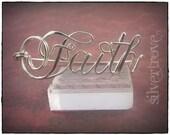 Sterling Silver Bracelet Single Wire Name Bracelet or Word Bracelet Calligraphy Script Bracelet Personalized Bracelet Custom Made Bracelet