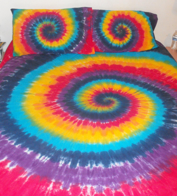 Tie Dye Duvet Cover