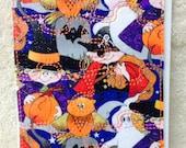 Fabric Jigsaw Puzzle - Glittery Halloween Kids