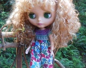 Blythe / Jerry Berry / Pure Neemo Liberty Romper