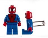 LEGO Cufflinks - Spiderman