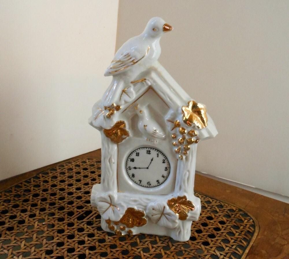 Vintage Wall Pocket Cuckoo Clock Made In Japan