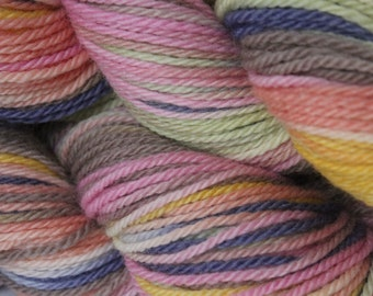 Aran Weight BFL - Cake - Perfect for Soakers