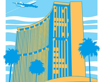 Phoenix Supersized Travel Poster