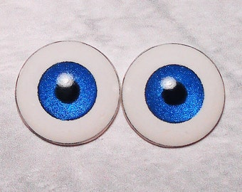Doll eyes 14mm AD SM color Prussian