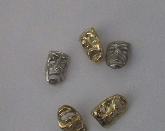 mask buttons set of 8