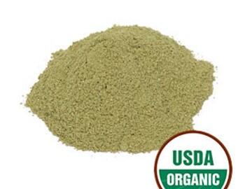 Organic Neem Leaf Powder - 1 pound