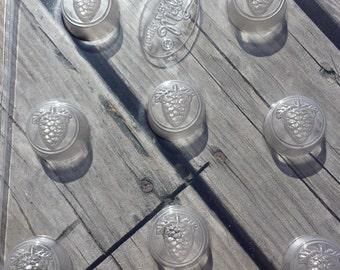 Wax Tart Pinecone Mold