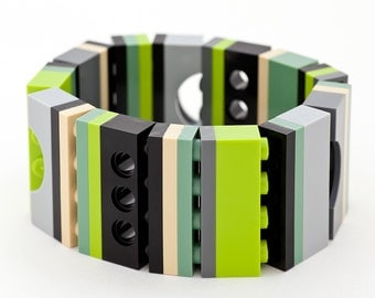 Avo Stripe basic 1x4 bracelet