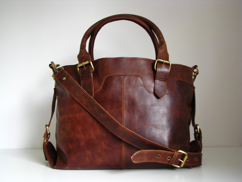 Vintage Leather Purse 16