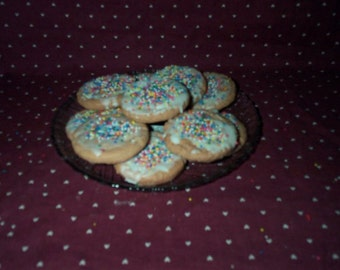 Bakery Wax Cookie Tart Cinnamon Yum Yums and Vanilla