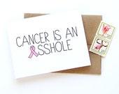 Cancer Awareness Card - Breast Cancer Awareness
