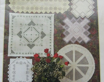 Award Winning Designs In Hardanger Embroidery 1999 Book
