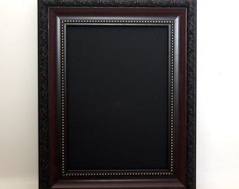 Chalk Board Brown and Black Wedding or Photo Prop