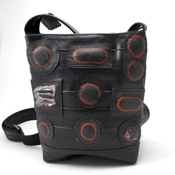 Recycl sac en caoutchouc chambre air v lo recycl par for Chambre a air en anglais