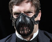 Mouthtrap Leather Mask