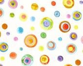 Clearance Sale - Half-yard Cut - Confetti Dots - fabric DC6101-MULT-D