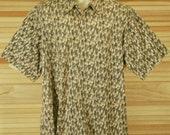 Vintage Pierre Cardin Sport Shirt Size L XL ch 50