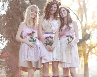 Individual Deposits for Ally's Custom Bridesmaids Dresses