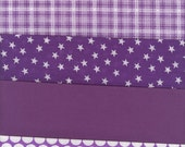 Fabric British Polycotton Scrap Pack 9x11