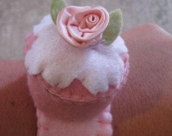 Cupcake Wristle Pattern