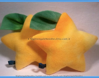 Paopu Fruit plush - Kingdom Hearts - beautiful quality