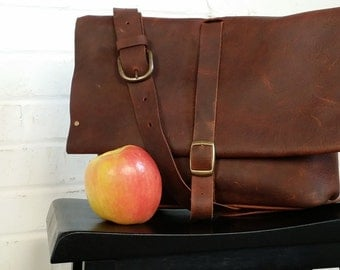 Leather Messenger, Leather Bag, Leather Bags women, leather bag men, free shipping, leather laptop bag, made in the usa, leather satchel
