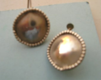 Roman / Etruscan dangles / earrings