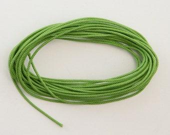 Korean Maedeup Cording - 195 Dark Chartreuse