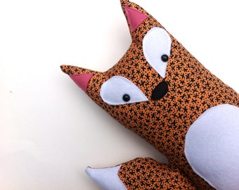 Big Plush Fox