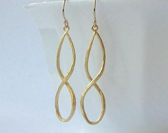 Summer Sale! Infinity Earrings