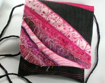 Pink Crossbody Purse Valentine Purse