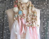Enchanted Forest Scarf - Gabrielle