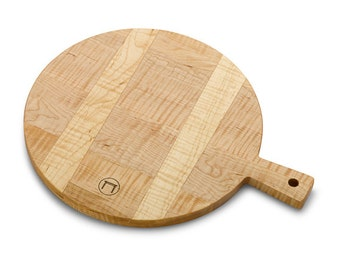 French Paddle - Tiger Maple