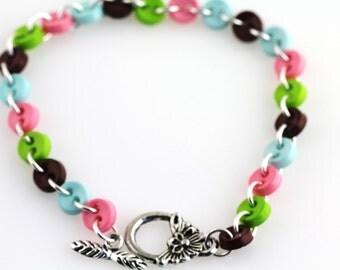 Buttons Bracelet. Listing 183702328