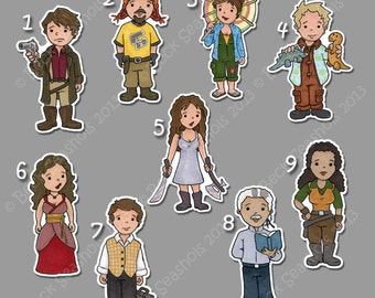 Browncoat Firefly Stickers