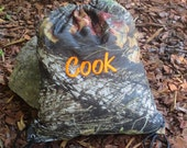 On SALE.... Camo Gym Bag with FREE personalization. Camouflage gym bag.  Personalized tote bag. Personalized camo bag.