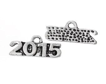 CLEARANCE - 2015 Charm - Set of 8 - #F269