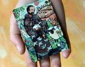 Prayer of Saint Francis wallet-sized waterproof aluminum Prayer Card