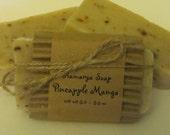 Pineapple Mango Cold Process Soap